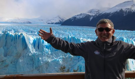 Glacial Perito Moreno - El Calafate - Patagônia Fantástica