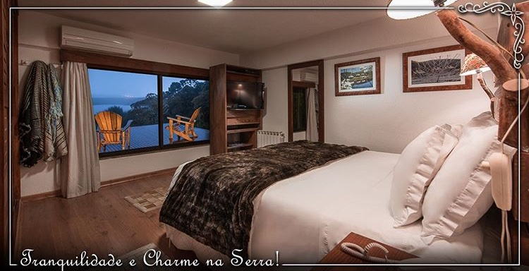 Rio do Rastro Eco Resort - No topo do Aparados da Serra - Serra do Rio do Rastro - Bom Jardim da Serra - SC