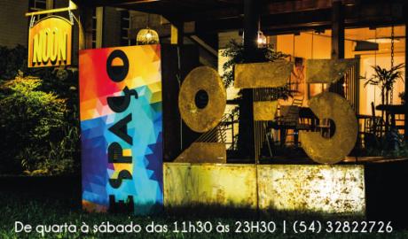 O Noon Gastrô, restaurante do 273, estará participando do Chefs Gourmet, evento que ocorre na Praça João Corrêa, de 13 a 15 de abril. O chef Policarpo ciou um prato especialmente para o evento: polenta mole com ragu de linguiça.