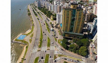 Florianópolis é o destino turístico mais procurado do Brasil. Jeff Severino - Turismo on line