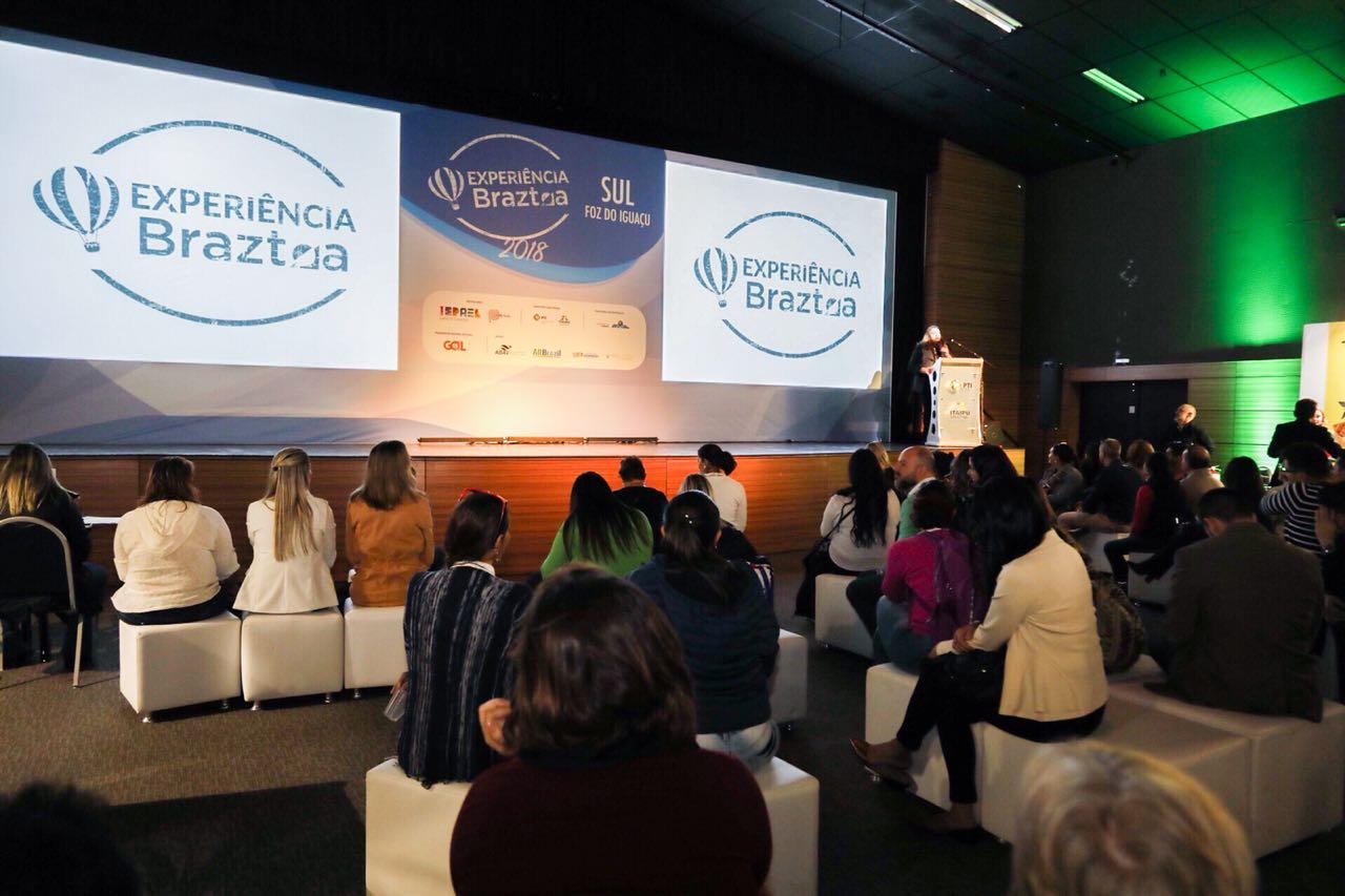 Experiência Braztoa 2018 - Turismo on line