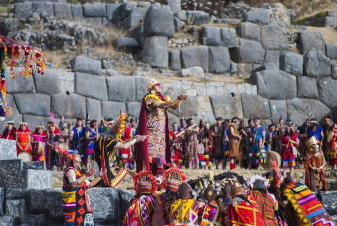 Inti Raymi Festa do Sol - Turismo on Line