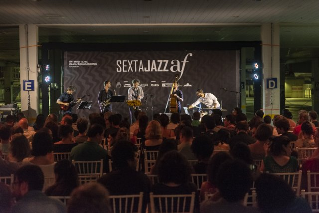 Sexta Jazz - Turismo on line