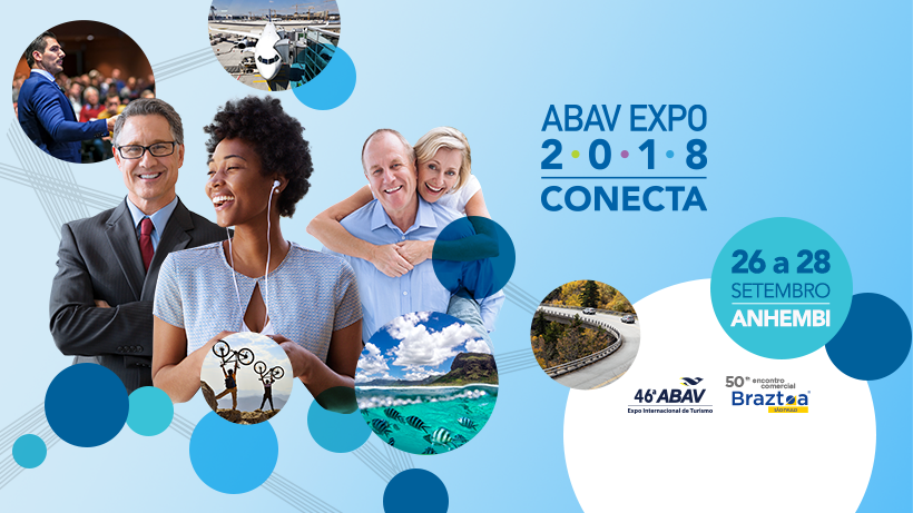 ABAV EXPO 2018 - Turismo on line