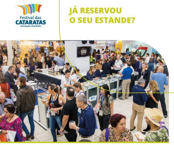 Festival das Cataratas transfere evento para o mês de Dezembro