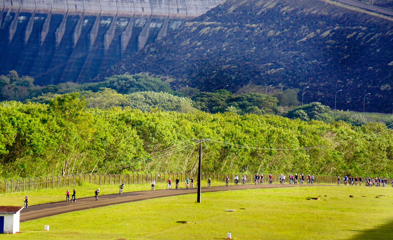 Ciclismo Itaipu - Turismo on line