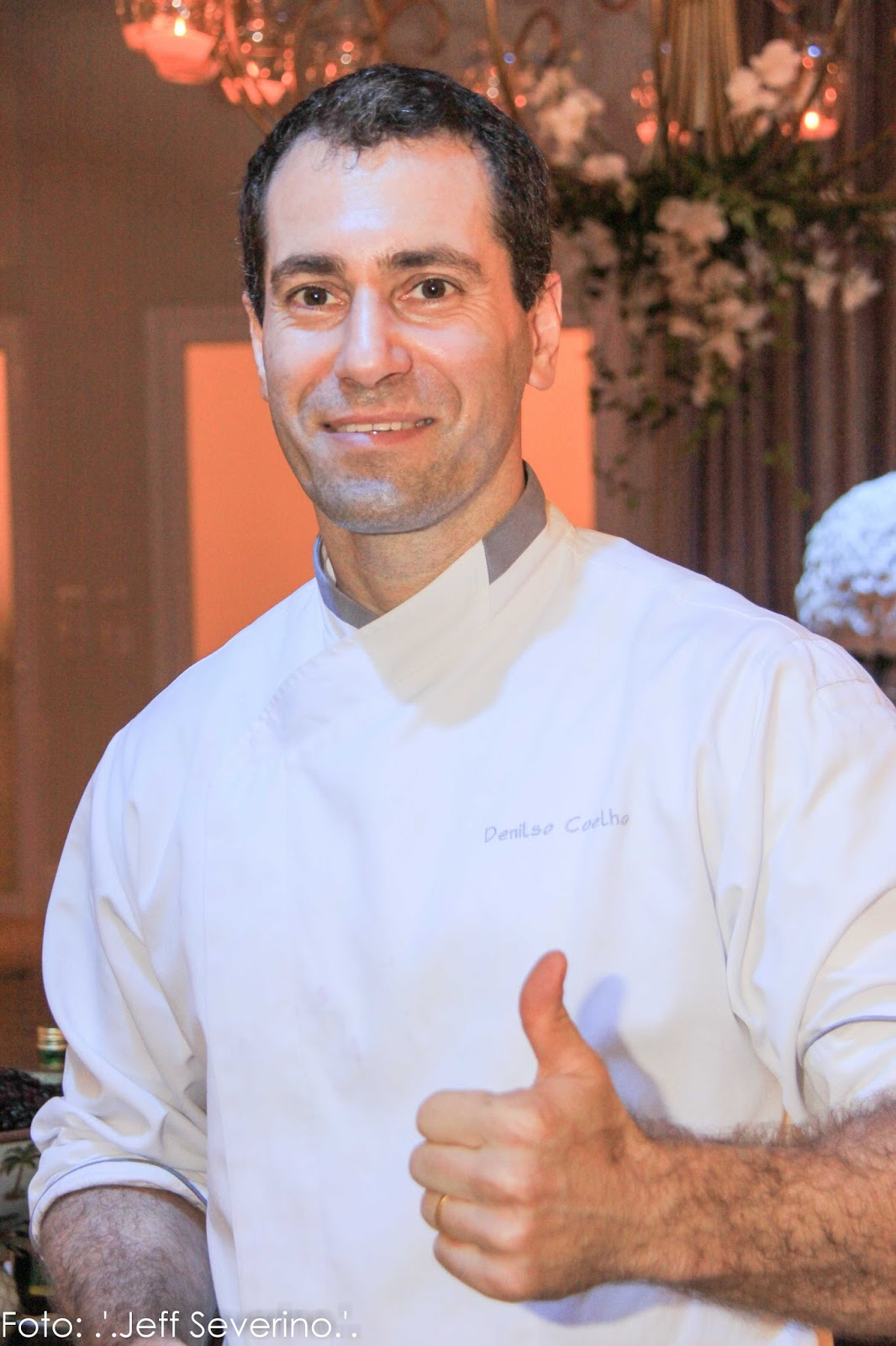 Chef Denilso coelho - Turismo On line