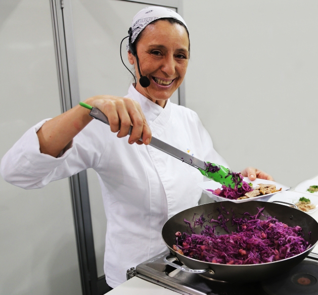 Chef Renata Tremea - Turismo on line