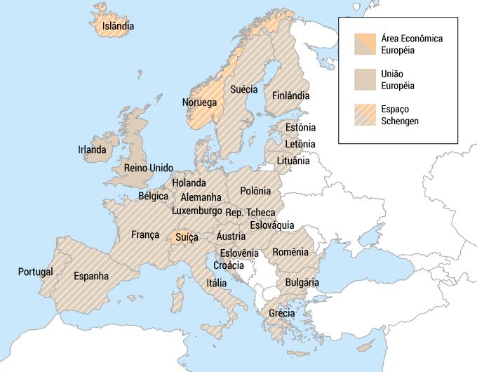 MINIVISTO EUROPEU - Turismo on line