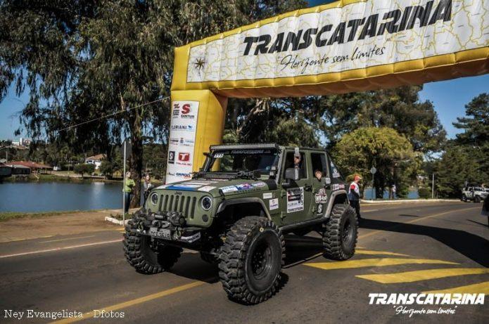 Rally Transcatarina - Turismo on line