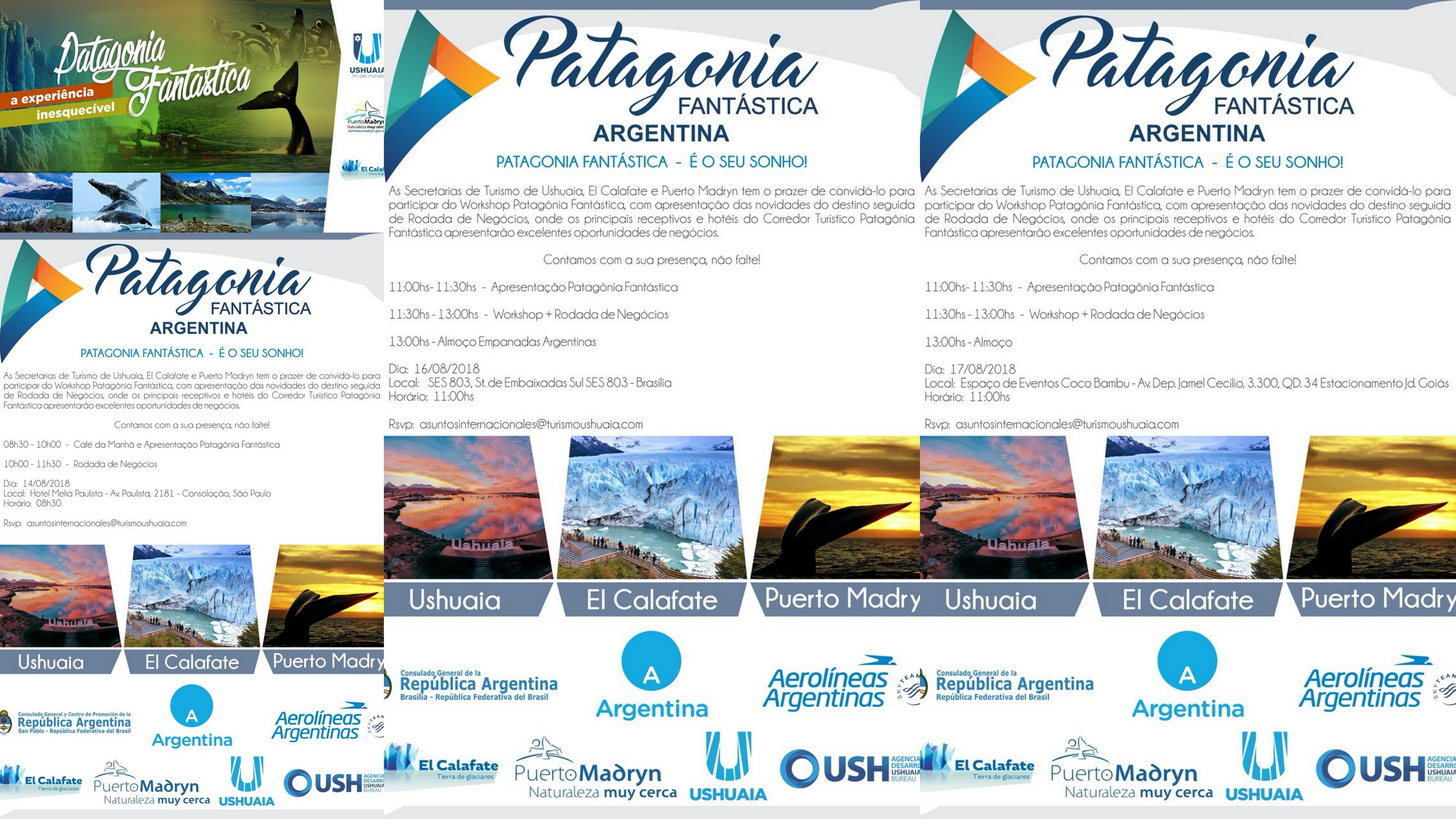 Patagônia Fantástica - Turismo on line