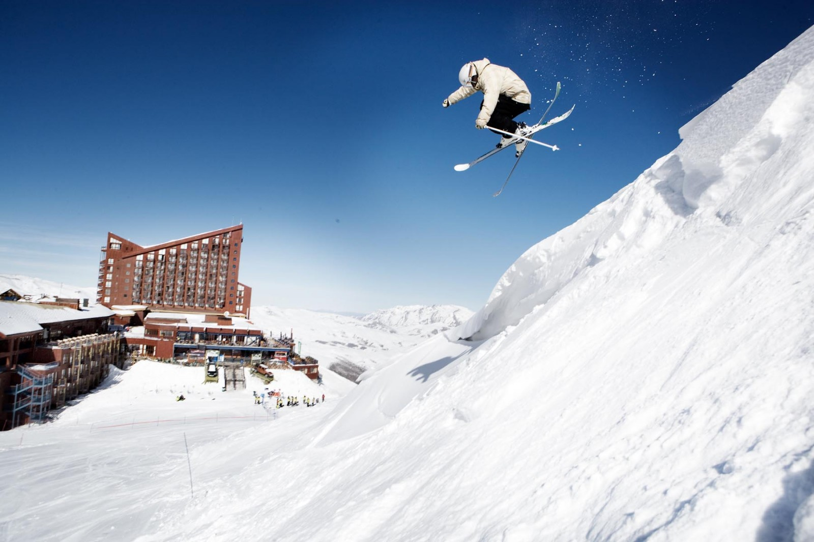 Valle Nevado - Turismo on line