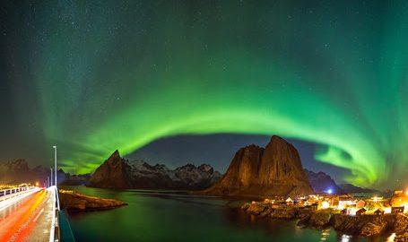 Aurora Boreal - Turismo on line