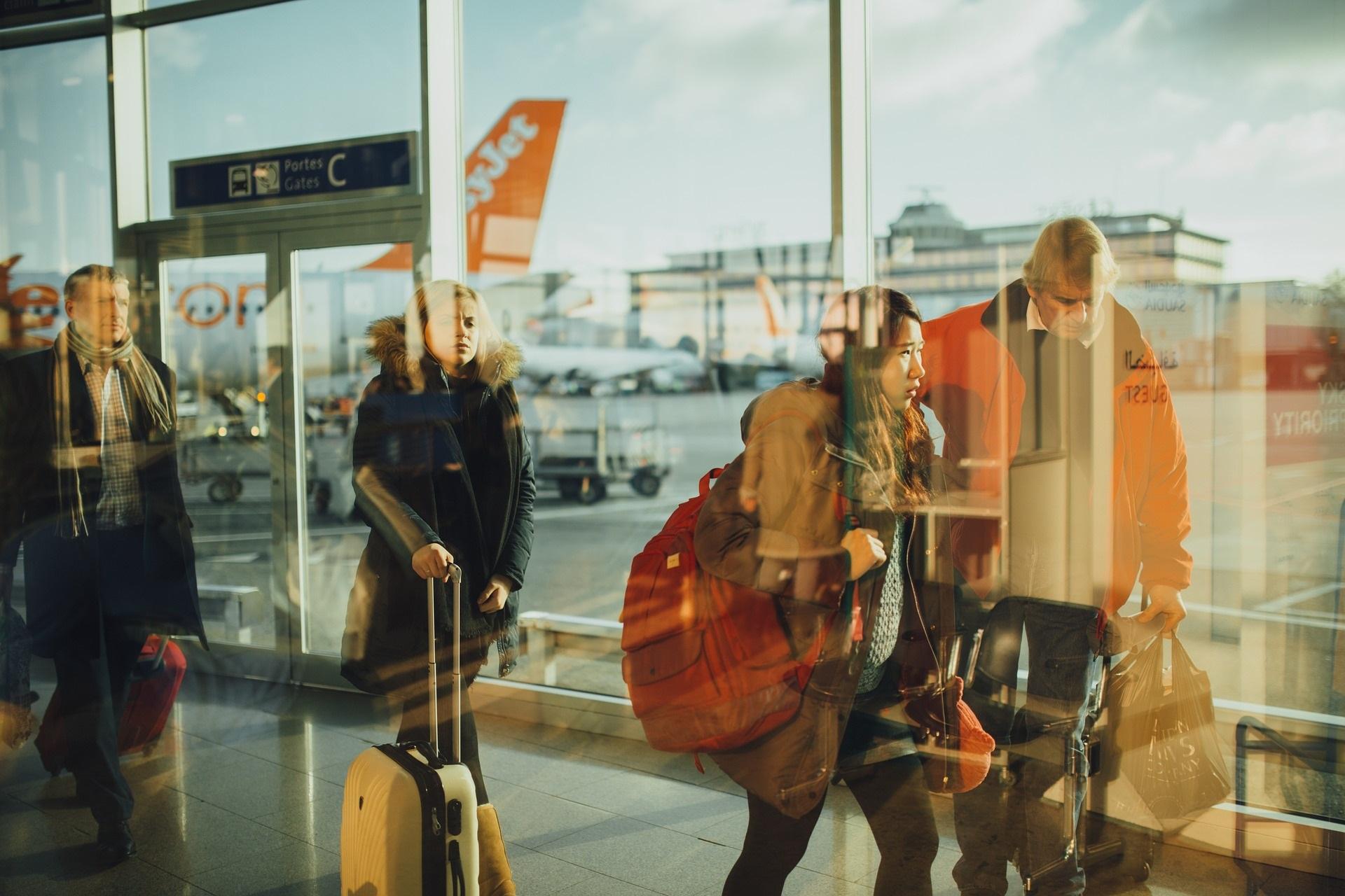 Atraso de voo, direitos do consumidor - Turismo on line