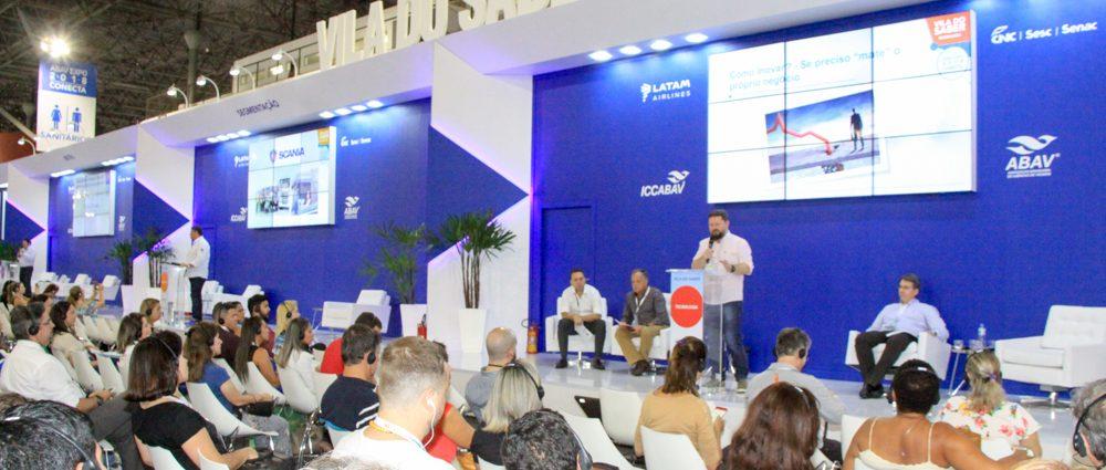 Vila do Saber Abav Expo - Turismo on line