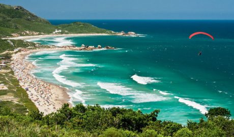 Praia Mole - Florianópolis - Turismo on Line