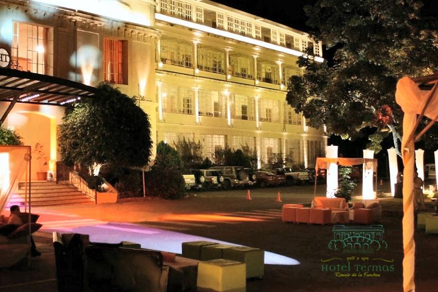 Hotel Termas Rosario de la Frontera - Turismo on line