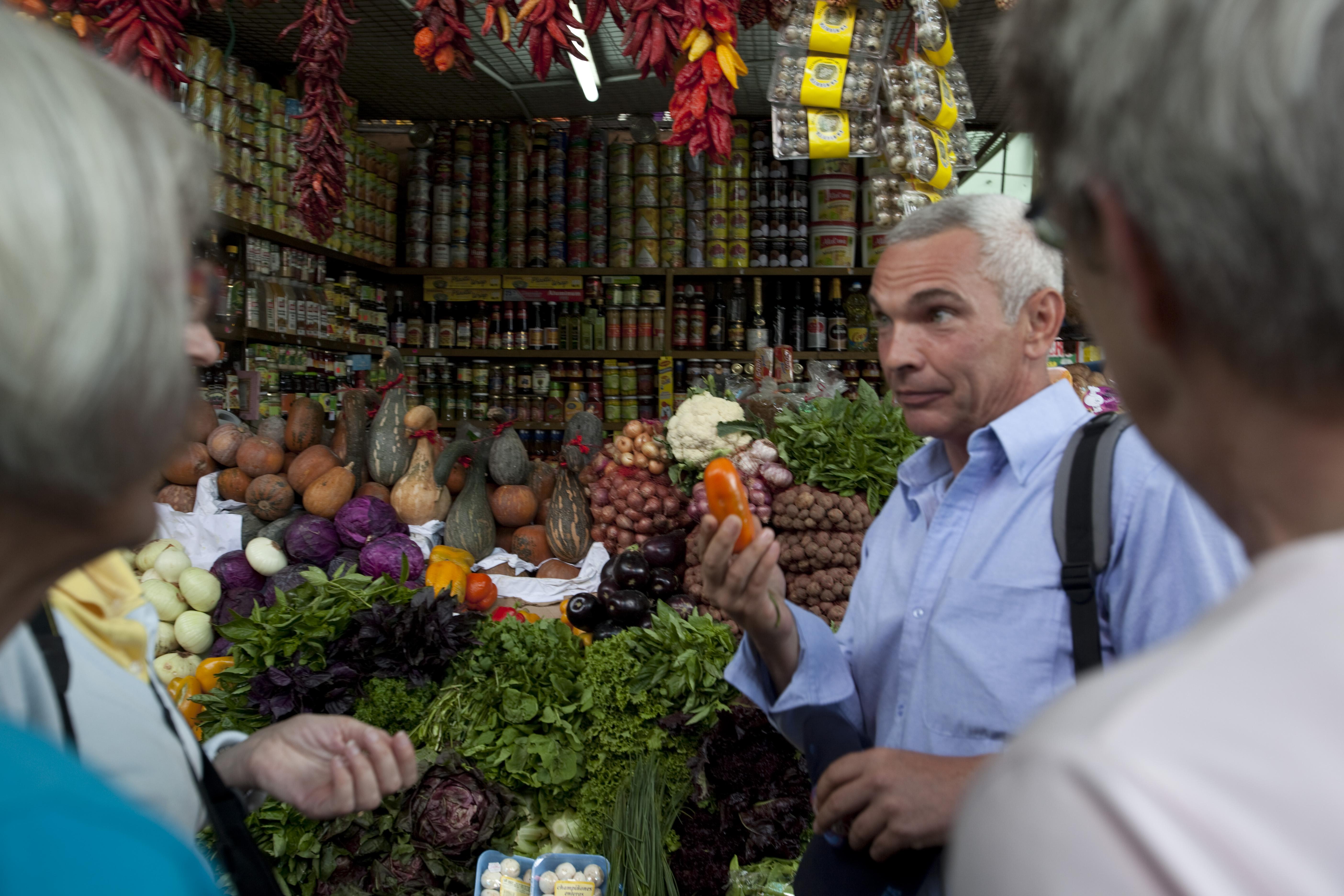 Mercado de Surquilo - Turismo on Line