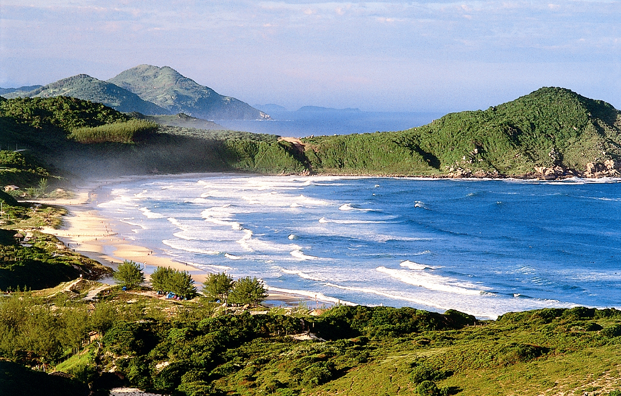 Praia do Rosa - Sc - Turismo on line