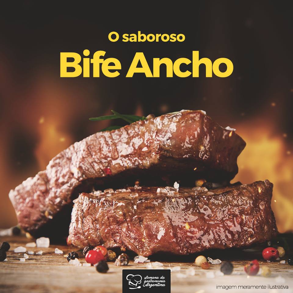 1ª Semana de Gastronomia Argetina - Turismo on line