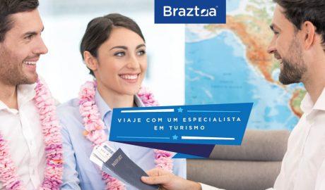 50º Encontro Comercial Braztoa - Turismo on Line
