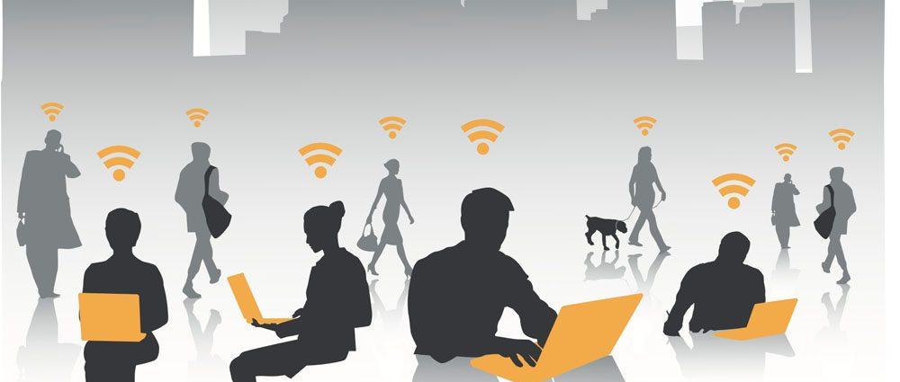 Wifi free -Turismo on line