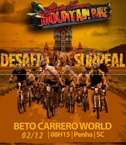 Beto Carrero World MTB - Turismo on line