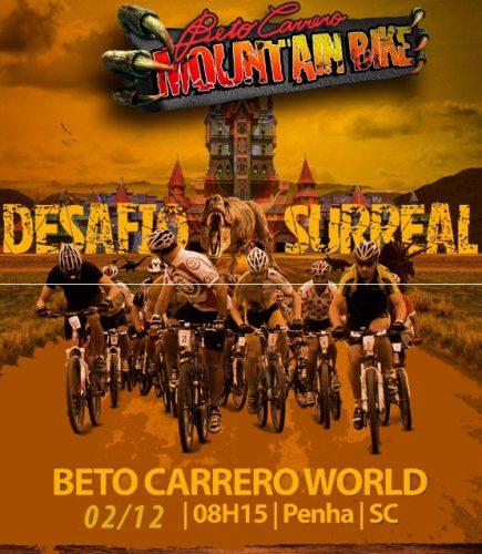 Beto Carrero World MTB - Turismo on line