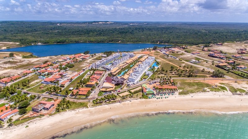 Praia Bonita Resort - Turismo on line