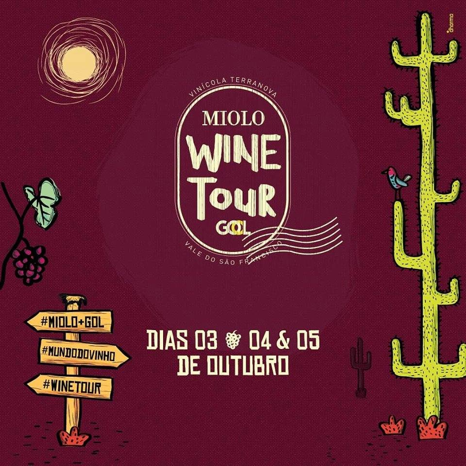 Wine Tour Miolo - Turismo on line