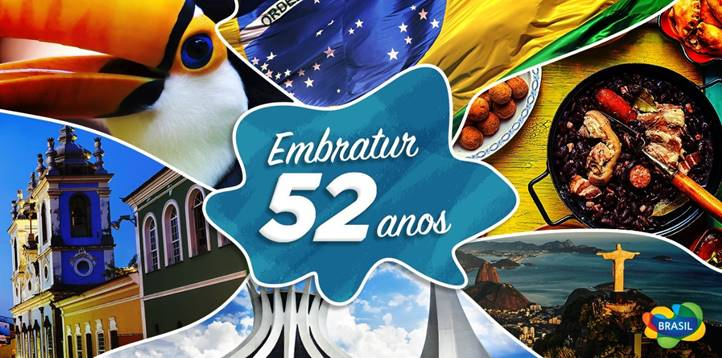 Embratur 42 anos - Turismo on line