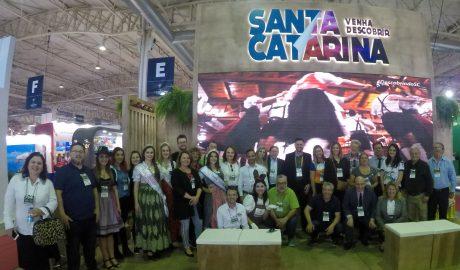 Trade Catarinense - Turismo on Line