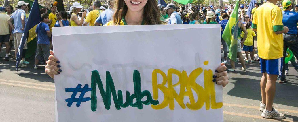 Muda Brasil - Turismo on line