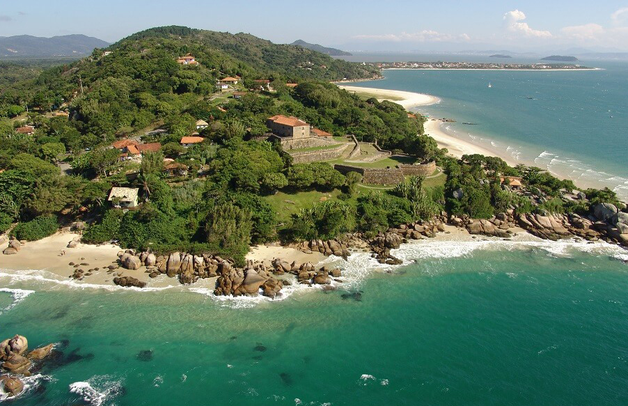 Praia do Forte - SC - Turismo on line