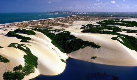 Dunas de Genipabu - turismoonline.net.br