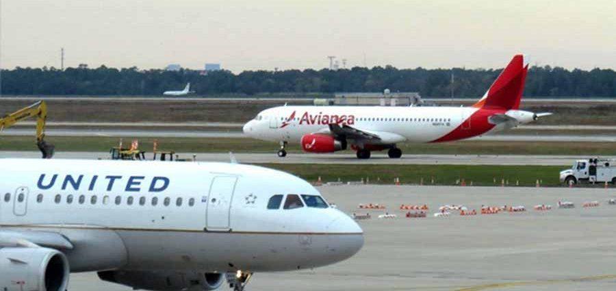 United & Avianca - turismoonline.net.br
