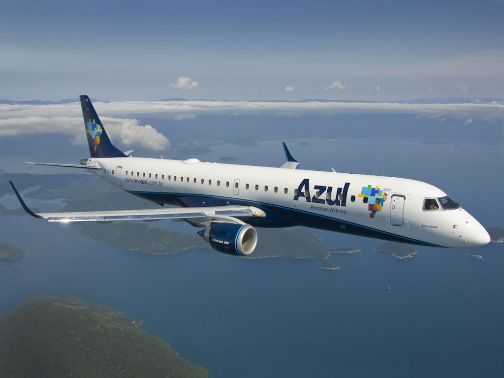 Azul Companhia Aérea - turismonline.net.br