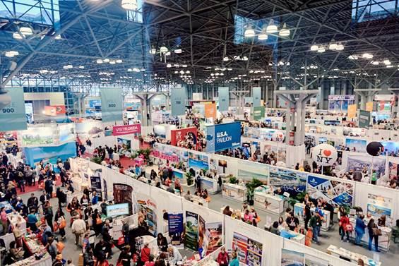 New York Times Travel Show - turismoonline.net.br