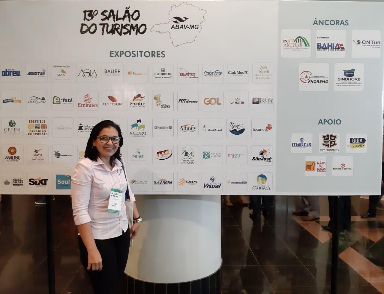 Daniele Santos - JPA Travel market - turismoonline.net.br