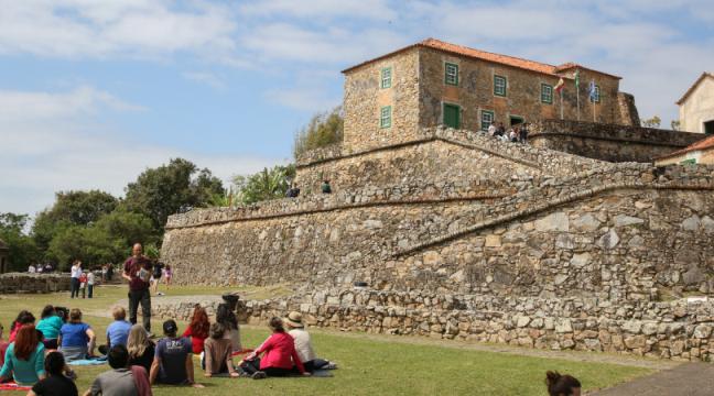 Forte São José da Ponta Grossa - turismoonline.net.br