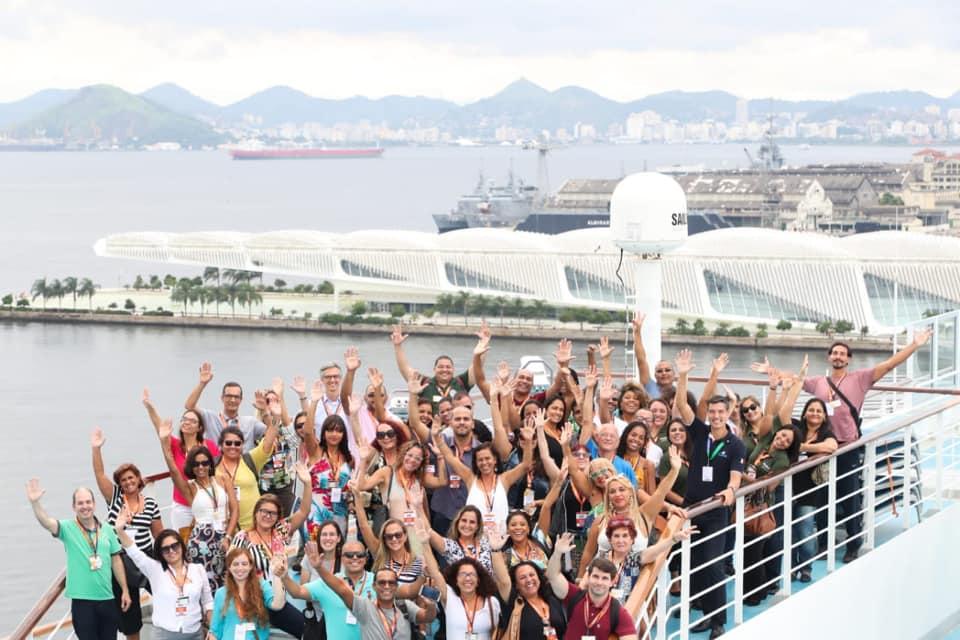 Visita Técnica a Navio de Cruzeiros