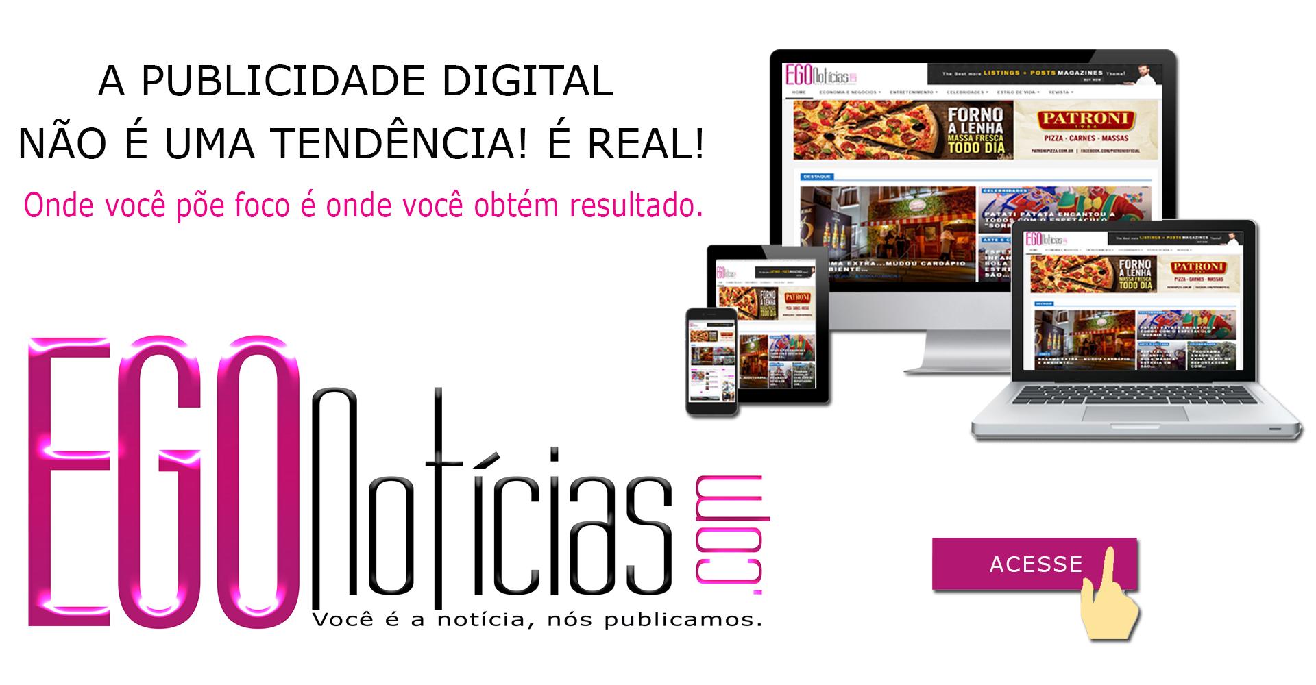 Egonotícias - Publicidade Digital