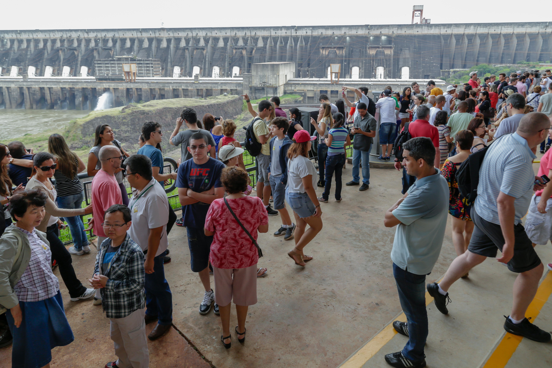 Turismo em Itaipu