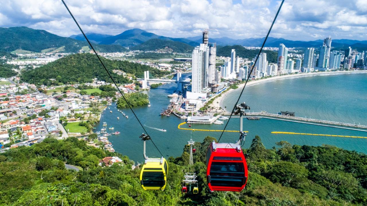 """Projeto """"Visite Balnéario Camboriú e Região Costa Verde & Mar 2019"""""""