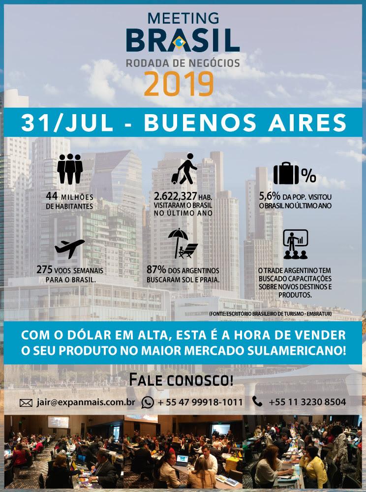 Meeting Brasil Argentina