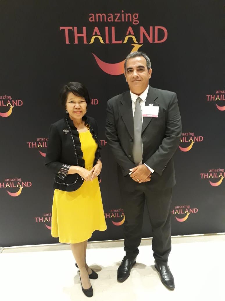 JPA Travel Market em evento B2B na Tailândia