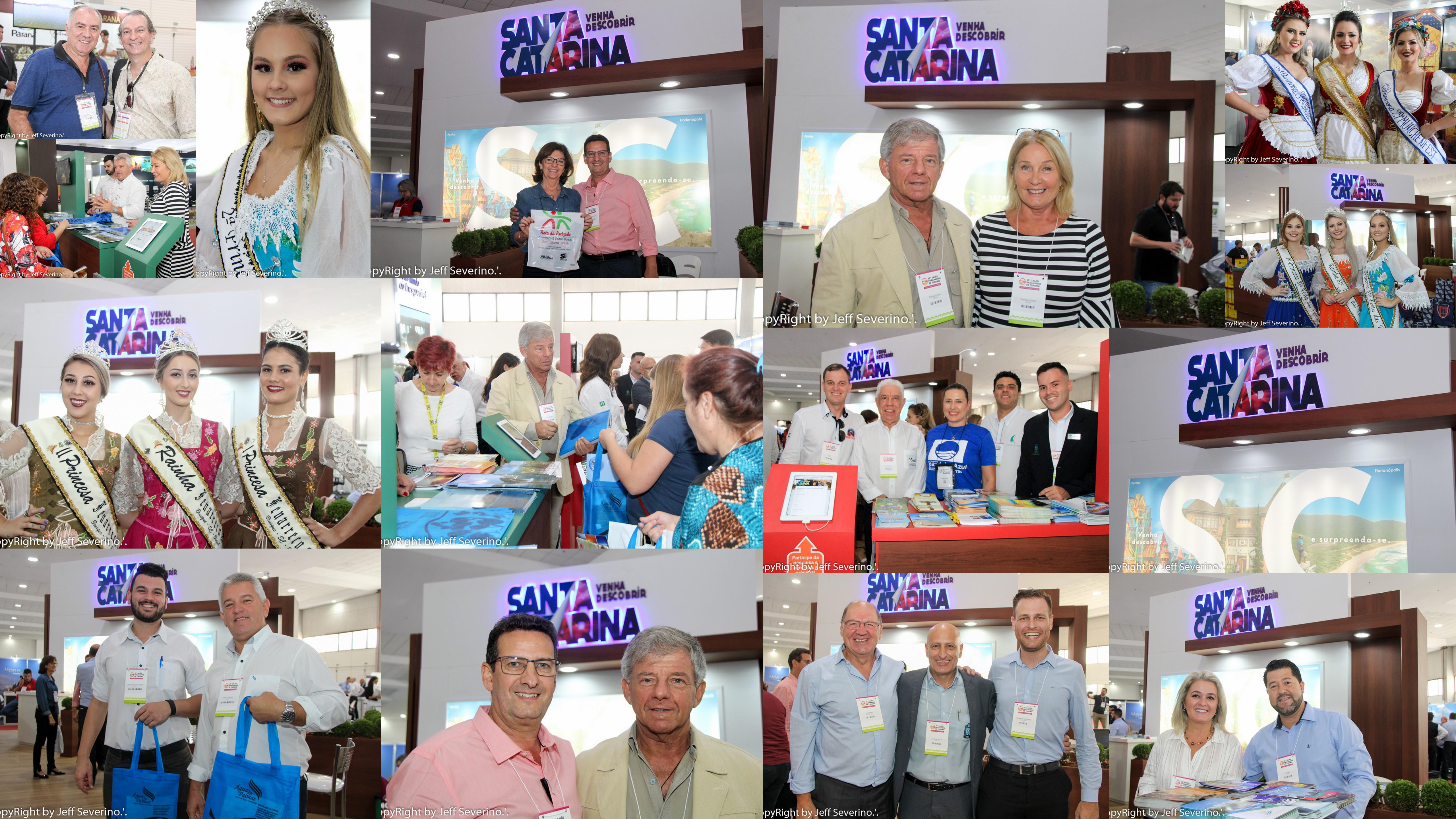 Abav-PR, recebe o trade de turismo nacional da 25ª Ediçao do Salão Paranaense de Turismo
