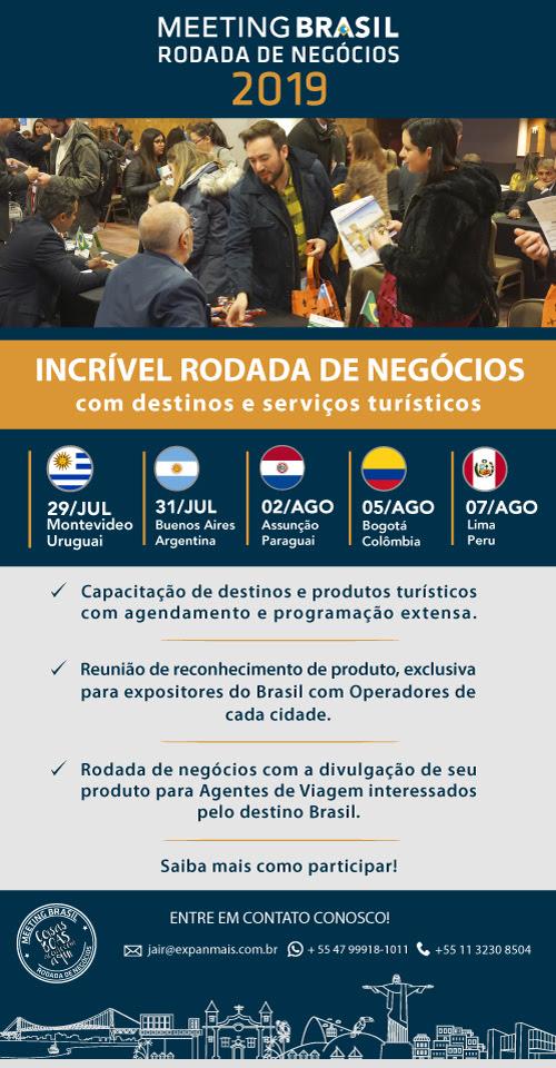 Meeting Brasil Falando de Turismo