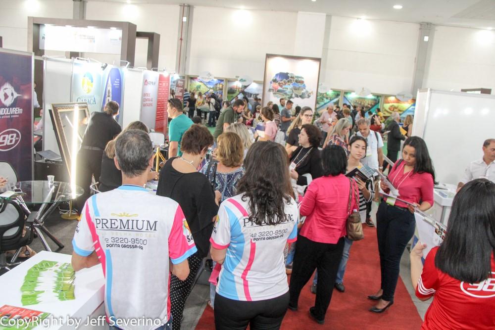 25º Salão Paranaense de Turismo - Jubileu de Prata do evento