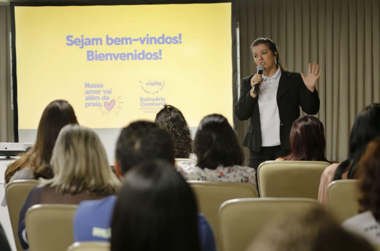 Nordeste recebe 3ª etapa do projeto Visite Balneário Camboriú e Região Costa Verde & Mar